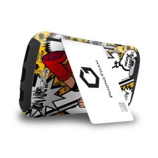 【iPhone6ケース】Golf Original 鉄腕アトム カード収納機能付きケース ランニング iPhone 6_3