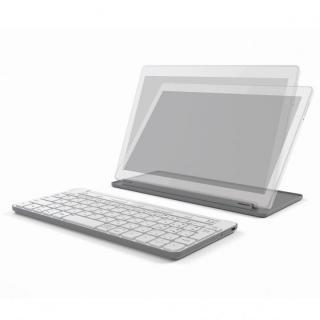 マイクロソフト Bluetooth キーボード Universal Mobile グレイ