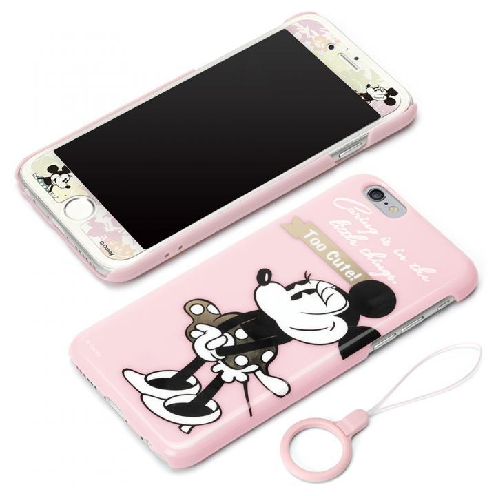 【iPhone6ケース】ディズニー スターティングセット ミニーマウス iPhone 6_0