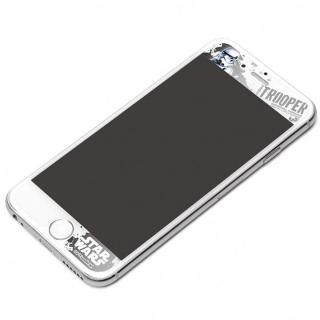 スター・ウォーズ 衝撃軽減液晶保護フィルム ストームトルーパー iPhone 6