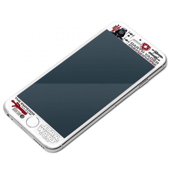 【iPhone6フィルム】スター・ウォーズ ブルーライトカット液晶保護フィルム ダースベイダー iPhoen 6_0