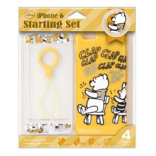 【iPhone6ケース】ディズニー スターティングセット くまのプーさん iPhone 6_3