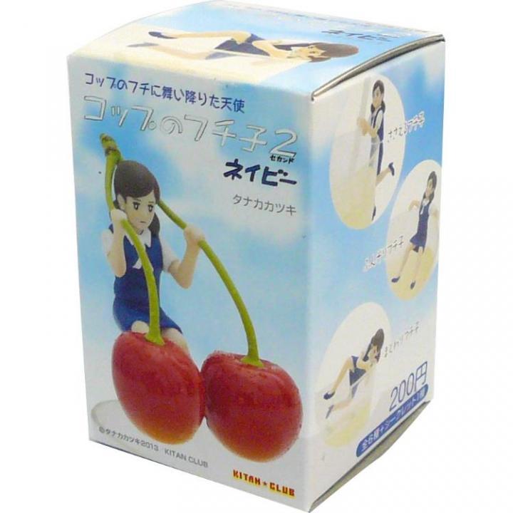 コップのフチ子2 ネイビー(BOX) 単品