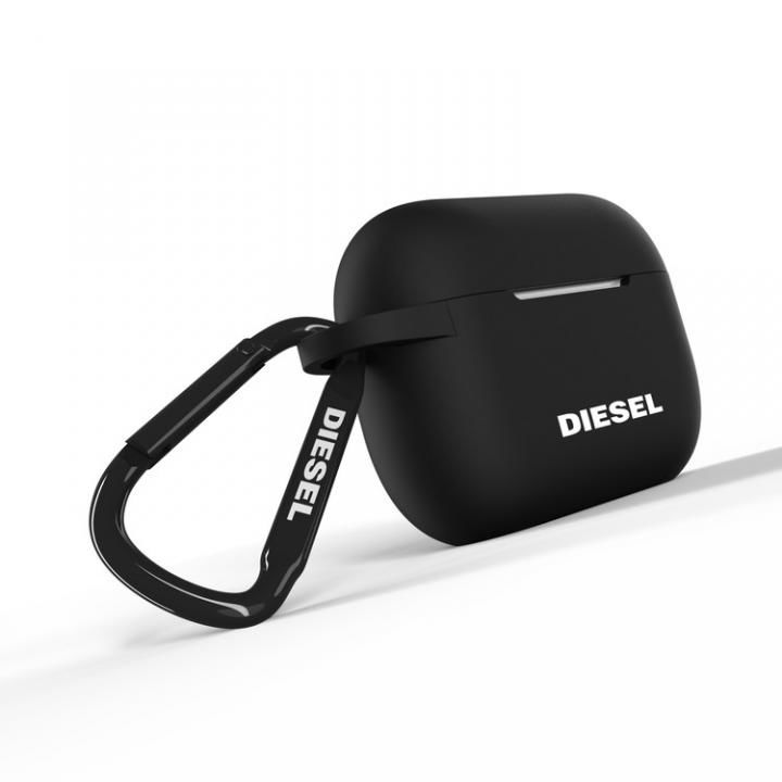DIESEL Airpod Pro Cover Silicone FW20 Black/White_0