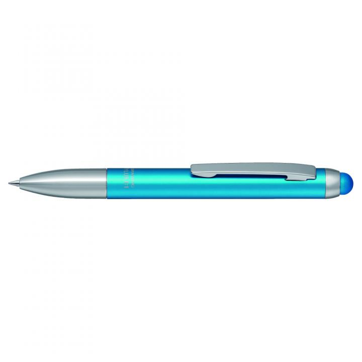 ボールペン付きタッチペン スタイラスC1 ライトブルー_0