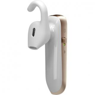 Jabra BOOST J-BOOST Bluetooth対応モノラルヘッドセット ホワイトゴールド