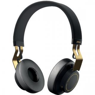 Jabra MOVE Bluetooth対応ワイヤレスヘッドホン ゴールド