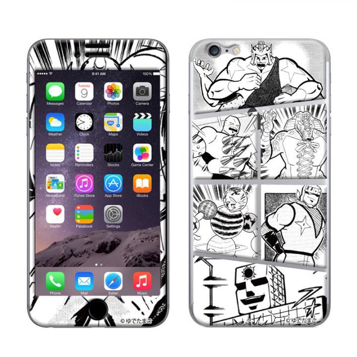 iPhone6 ケース Gizmobies スキンシール キン肉マン 悪魔六騎士 iPhone 6_0