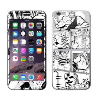 Gizmobies スキンシール キン肉マン 悪魔六騎士 iPhone 6
