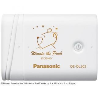 [5800mAh]パナソニック製USBモバイル電源 白(ディズニーモデル) くまのプーさん