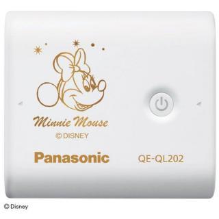 [5800mAh]パナソニック製USBモバイル電源 白(ディズニーモデル) ミニーマウス