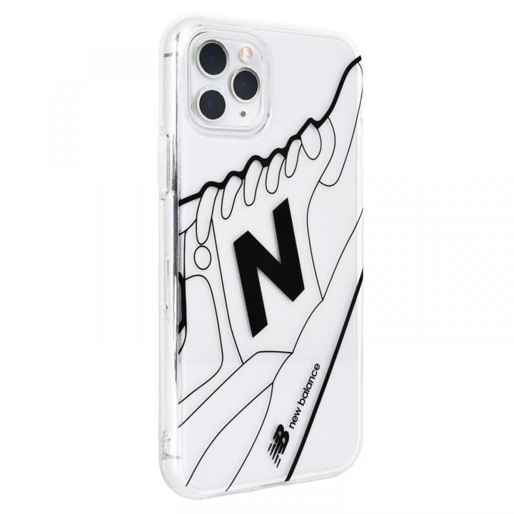 iPhone 11 Pro ケース New Balance スニーカー/クリア iPhone 11 Pro_0