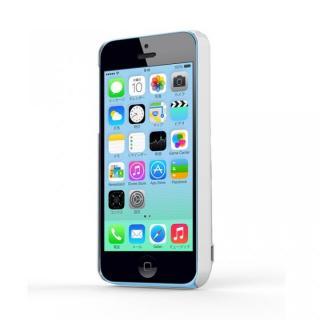 iPhone SE/5s/5 ケース MiLi Power Spring 5  iPhone 5c バッテリー内蔵ケース ホワイト