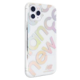 iPhone 11 Pro ケース New Balance スタンプロゴ/オーロラ iPhone 11 Pro