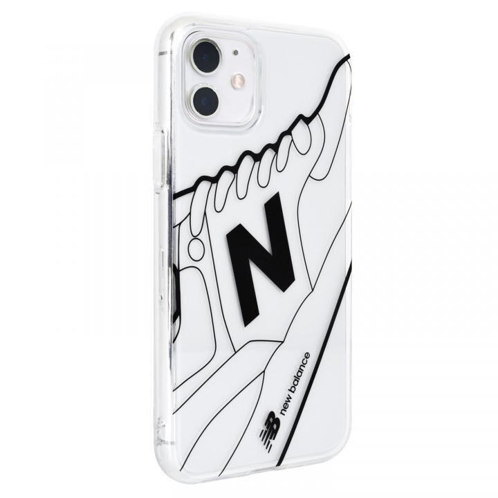 iPhone 11 ケース New Balance スニーカー/クリア iPhone 11_0