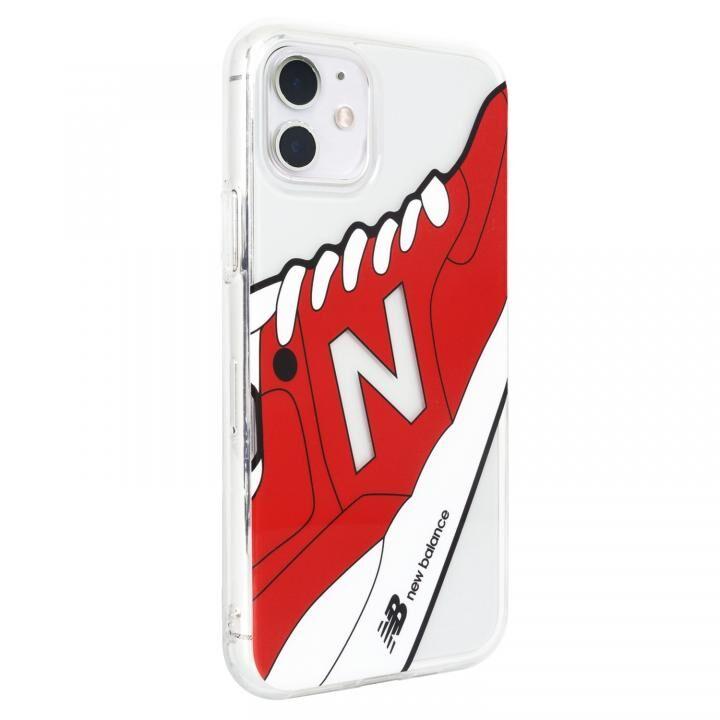 iPhone 11 ケース New Balance スニーカー/レッド iPhone 11_0
