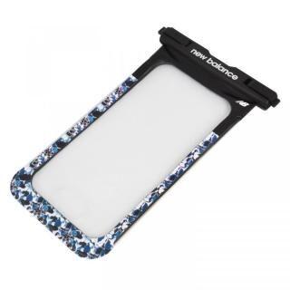 iPhone 11 Pro Max ケース New Balance 防水ポーチ ブラック×ノースシー