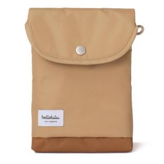 ハロルル TESS iPad mini/2/3ケース キャメル