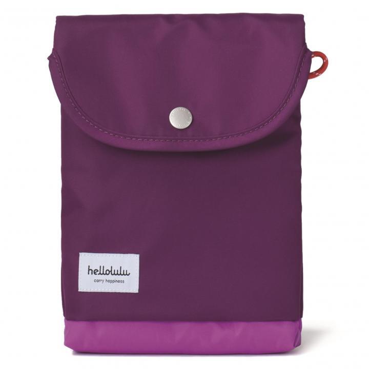 Hellolulu / ハロルル iPad mini/2/3ケース TESS パープル_0