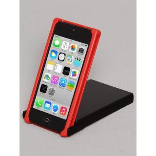 ヌンチャクケース Trick Cover  レッド・ブラック iPhone SE/5s/5ケース