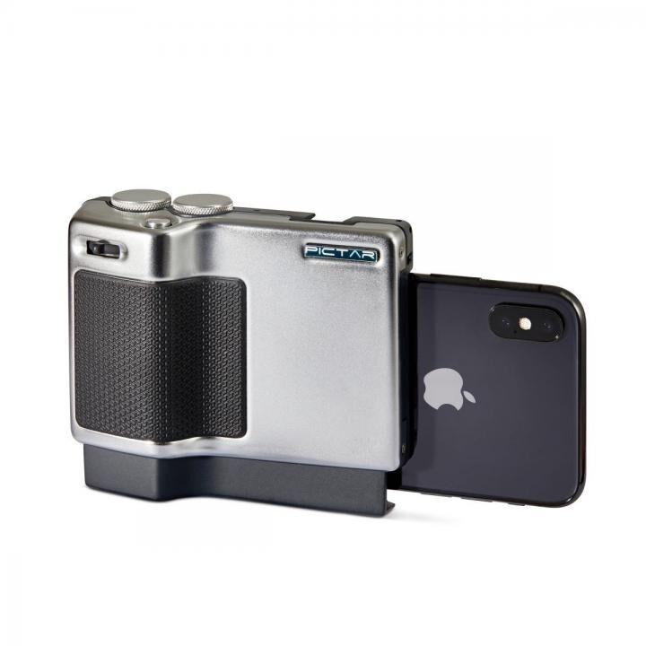 Pictar Pro iPhone用カメラグリップ Smartphone Camera Grip_0