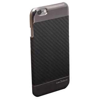 Deff monCarbone Curve ミステリーブラック iPhone 6s/6