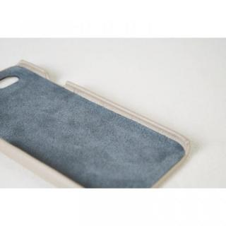 【iPhone6ケース】日本製天然皮革使用 レザーケース ヒョウ柄白 iPhone 6_2