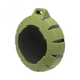 [2018年新春特価]水に浮く Bluetooth コンパクト防水スピーカー カーキ