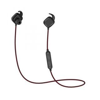 Bluetooth4.1 ワイヤレスイヤホン マグネットスイッチ マイク内蔵 ブラック