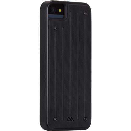 【iPhone SE/5s/5ケース】銃のマガジンをモチーフにしたケース キャリバー ブラック iPhone SE/5s/5ケース_0