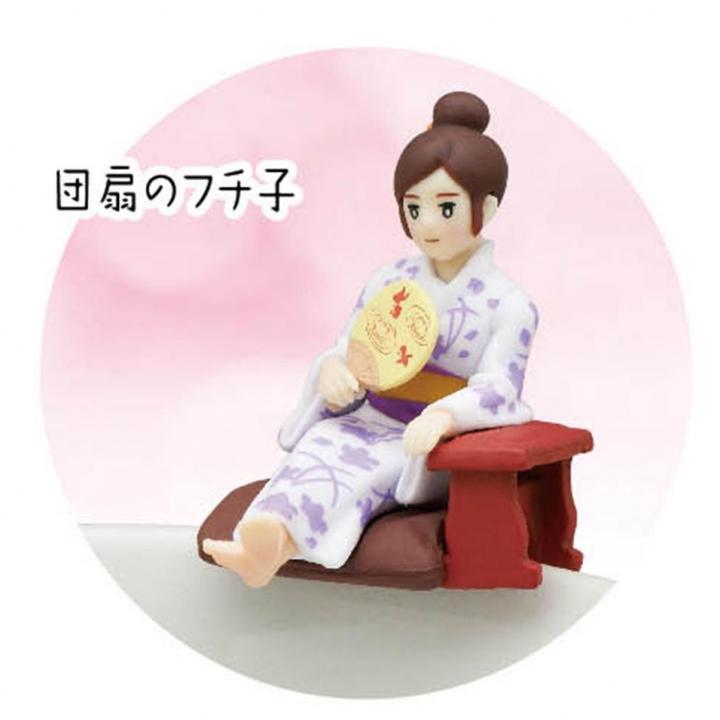 コップのフチ子 温泉 (BOX) 単品_0