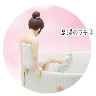 コップのフチ子 温泉 (BOX) 単品_1