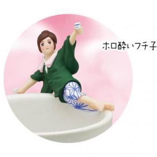 コップのフチ子 温泉 (BOX) 単品_3