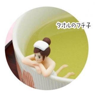 コップのフチ子 温泉 (BOX) 単品_4