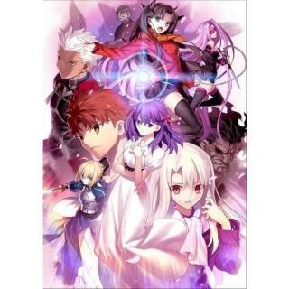 劇場版「Fate/stay night[Heaven's Feel]I.presage flower」BD 完全版