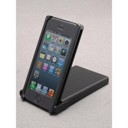 Trick Cover BLACK ヌンチャクケース iPhone SE/5s/5