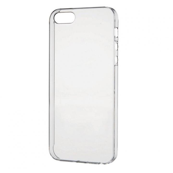 iPhone5/5s用シェルカバー/極み/クリア