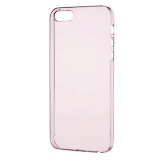 0.8mm 極み シェルケース ピンク iPhone SE/5s/5ケース