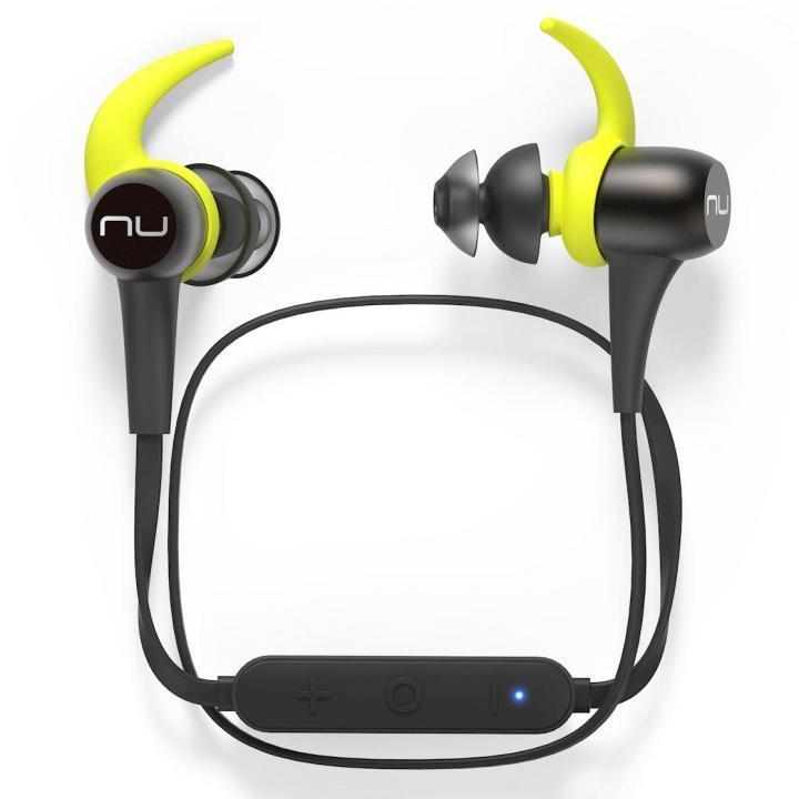 Bluetoothワイヤレスイヤホン NuForce/Optoma BE Sport3 ブラック_0