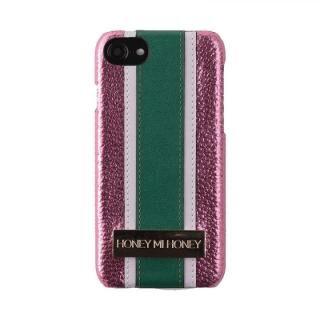 iPhone8/7/6s/6 ケース HONEY MI HONEY LINE IPHONE CASE スマホケース ピンク iPhone 8/7/6s/6