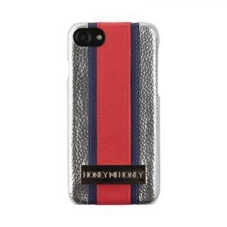 fad63403e9 iPhone8/7/6s/6 ケース HONEY MI HONEY LINE IPHONE CASE スマホケース シルバー