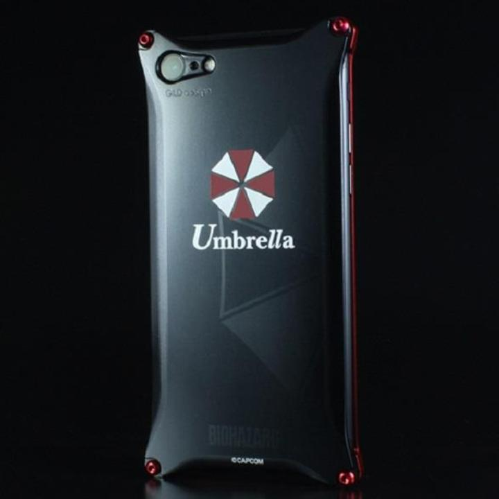 iPhone8/7 ケース BIOHAZARD×GILDdesign ソリッドケース Umbrella iPhone 8/7_0