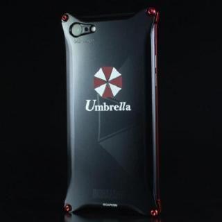 iPhone8/7 ケース BIOHAZARD×GILDdesign ソリッドケース Umbrella iPhone 8/7