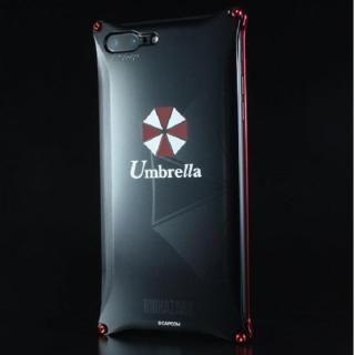 iPhone8 Plus/7 Plus ケース BIOHAZARD×GILDdesign ソリッドケース Umbrella iPhone 8 Plus/7 Plus