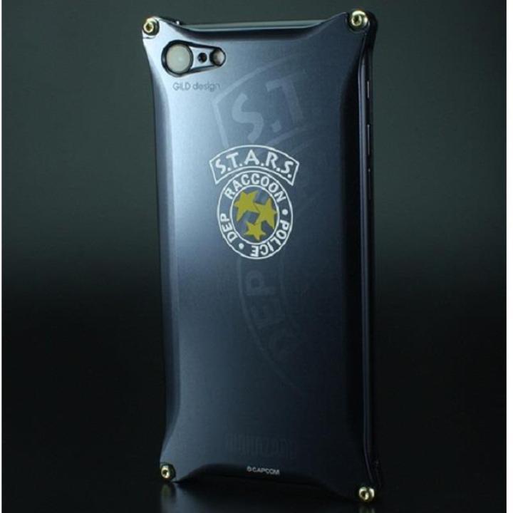 iPhone8/7 ケース BIOHAZARD×GILDdesign ソリッドケース S.T.A.R.S. iPhone 8/7_0