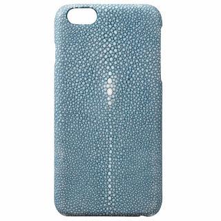 【iPhone6s Plus/6 Plusケース】GRAMAS Meister ガルーシャ レザーケース ブルー iPhone 6s Plus/6 Plus_1