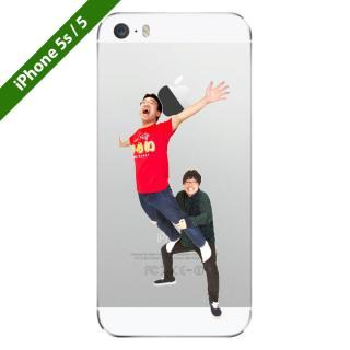 [設立記念セール]実写版アップルテクスチャケース サボテン iPhone SE/5s/5