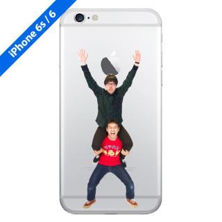 実写版アップルテクスチャケース 飛翔 iPhone 6