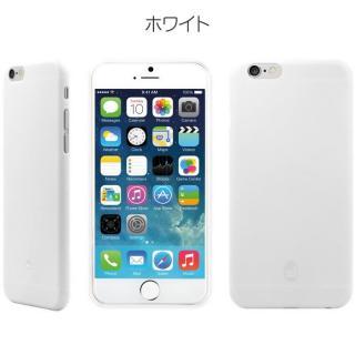 【あと1つ】軽量4g カラーブロックコレクションプロテクションケース ホワイト iPhone 6
