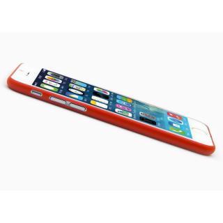 【iPhone6ケース】軽量4g カラーブロックコレクションプロテクションケース ホワイト iPhone 6_1